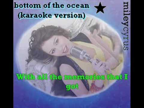 miley cyrus bottom of the ocean free mp3 download