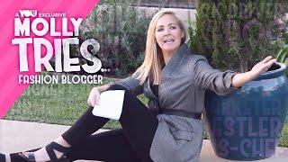 Molly Tries Promo: Fashion Blogger
