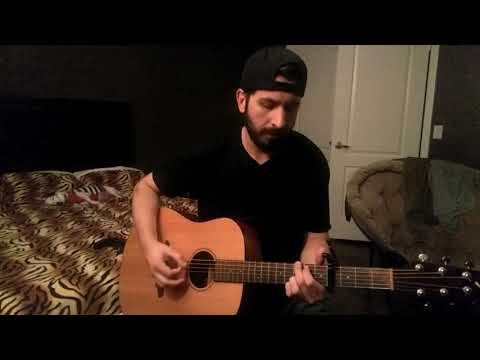 Brett Young Here Tonight Guitar Lesson