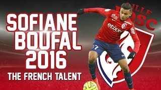 Sofiane Boufal ● 2016 ● The Moroccan Talentᴴᴰ