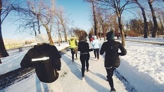 GoPro: Gorky Park Runners - Sunblaze