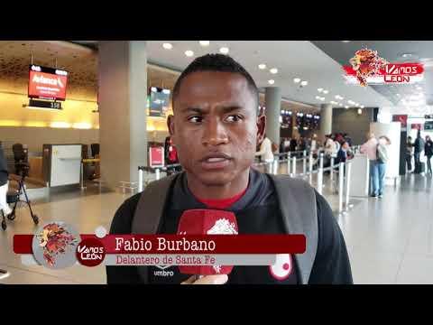 Fabio Burbano  Jugador del Medellín, Fabio Burbano se