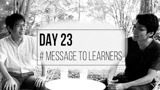 【Quantum Course】Message to Learner【Day23】