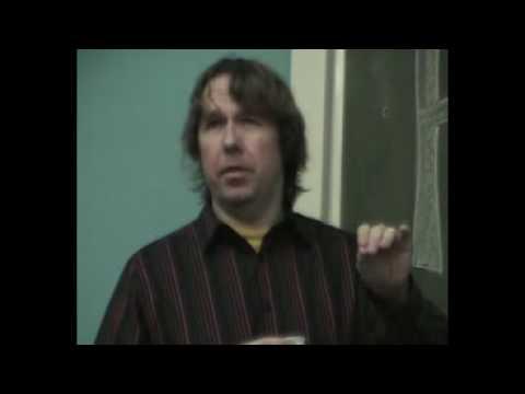 Picocon 27. Alastair Reynolds Talk.