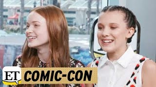 EXCLUSIVE: 'Stranger Things' Cast Talk Justice for Barb & What They Accidentally Spoiled in Seaso…