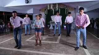 Ashley Flores 15 Surprise Dance
