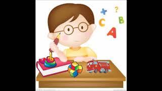 益智兒童英語學習兒歌 Children's puzzle song