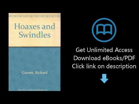 Download Hoaxes and Swindles PDF