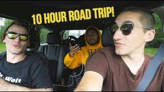 Roadtrip to Gridlife! (BTS/Vlog 1)
