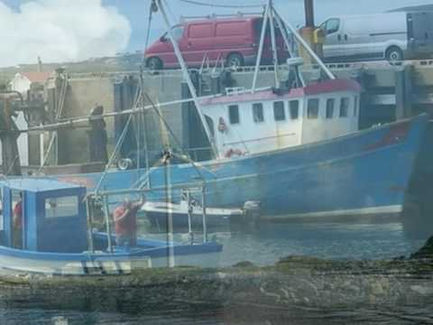 Burtonport, County Donegal