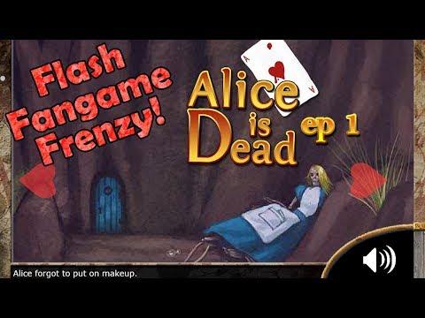 Let's Stream Fangames! (Alice is Dead)
