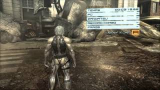 Metal Gear Rising : Revengeance : Zandatsu !