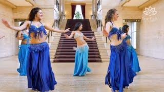 Fleur Estelle Belly Dance at SENATE HOUSE (Uol) Drum solo to Emad Sayyah Music