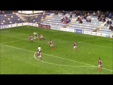 Pontevedra 2 - 1 Tudelano (J31. T16/17)