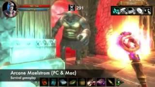 Arcane Maelstrom (PC & Mac) - Gameplay