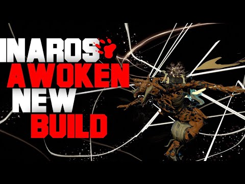 Warframe - Inaros Awoken NEW build [2018]