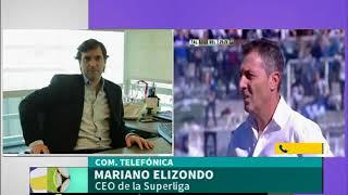Mariano Elizondo - #CbaDeportiva