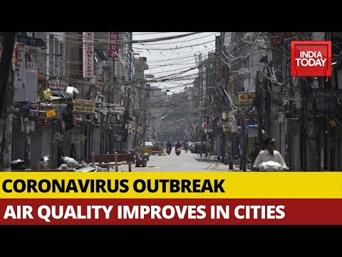 As India Goes Under COVID-19 Lockdown, Air Quality Levels Improve Across Several Cities