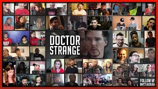 DOCTOR STRANGE Official Trailer 2 MEGA Reaction
