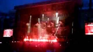 Rammstein - Waidmanns Heil live - Sonisphere Festival Bucharest