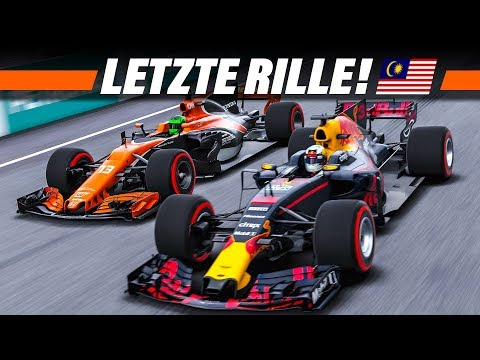 F1 2017 KARRIERE S3E15 – Sepang, Malaysia GP | Let's Play Formel 1 4K Gameplay German