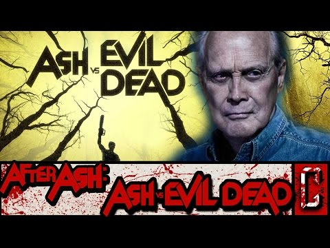 Lee Majors of Ash Vs. Evil Dead Interview - After Ash