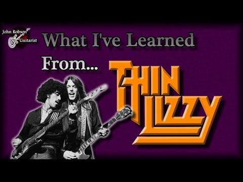What I Learned From Thin Lizzy