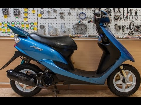 Обзор скутера Yamaha Jog ZR Evolution (Yamaha Jog ZR Evolution Review)