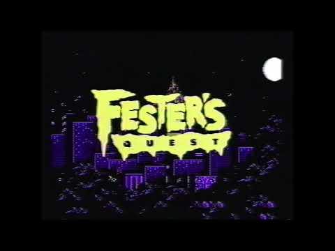 Fester's Quest NES Promotional Video
