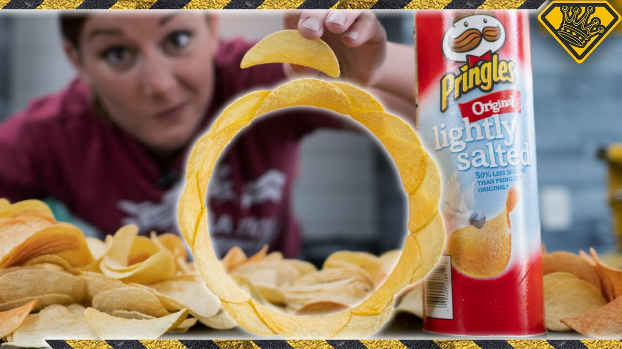 Day 238 of Quarantine: Pringles Art