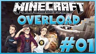 Minecraft - OverLoad - INIZIO SENZA SENSO #1 w/ St3pNy & SurrealPower