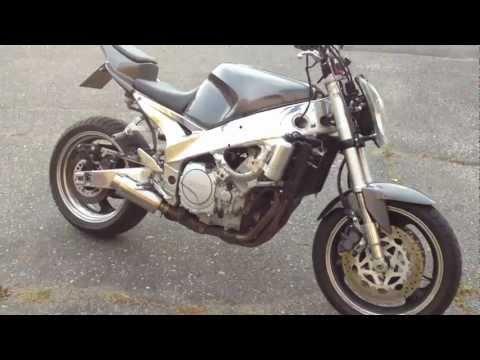 Yamaha Fzr 1000 EXUP Streetfighter