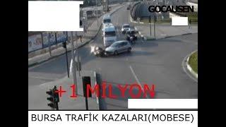 Bursa'da Mobeselere YakalanmiŞ DehŞet Trafİk, Kazalari