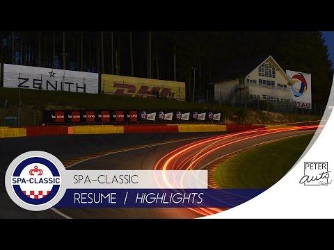 Résumé Spa-Classic 2014
