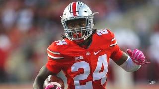 getlinkyoutube.com-Best Safety in College Football || Ohio State Safety Malik Hooker 2016 Highlights ᴴᴰ