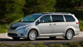 """How to Reset your """"Maintenance Light"""" 2010-2013 Toyota Sienna"""