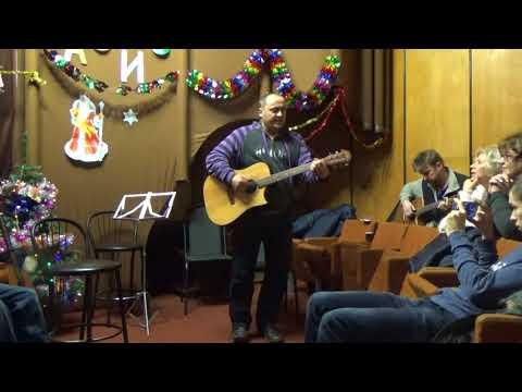 """Трофим """"Московская песня"""" кавер на гитаре"""