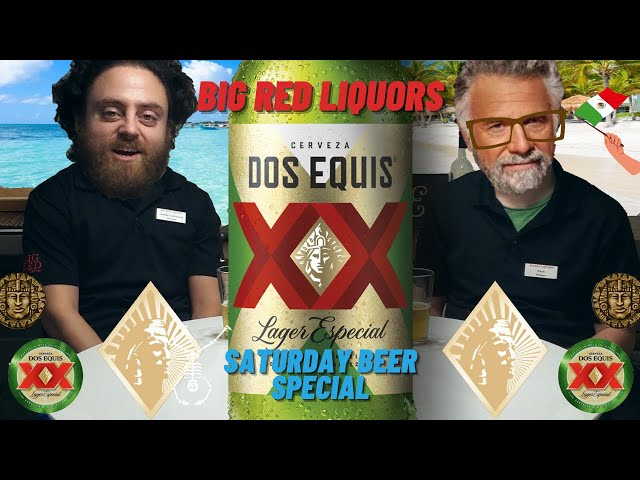 Dos Equis Lager Review