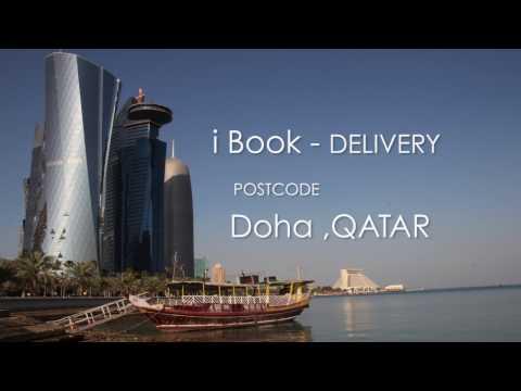 i Book Delivery Postcode Doha Qatar