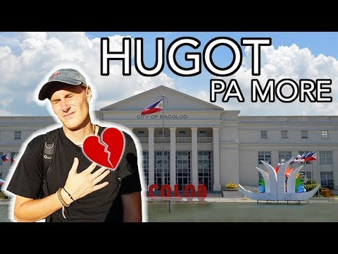 AMERICAN Does ILONGGO HUGOT LINES! - Bacolod City