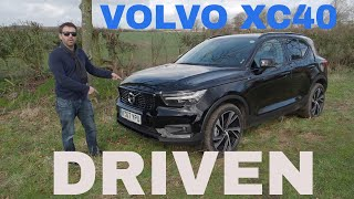 Volvo XC40 – Driving the Tough Little Robot