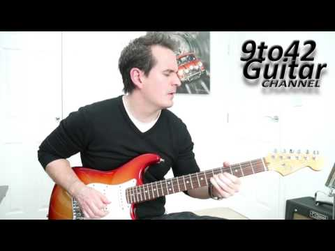 Lydian Dominant Mode Guitar Lesson