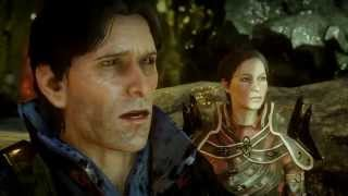 Dragon Age Inquisition Warden Loghain and Hawke finale SPOILERS