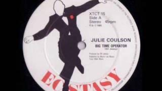 Julie Coulson Big Time Operator - original version