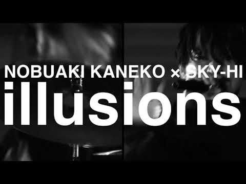 金子ノブアキ「illusions feat. SKY-HI」MV Teaser 2