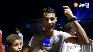 شاب تنقل من وهران الى العاصمة لحضور حفل سولكينغ :