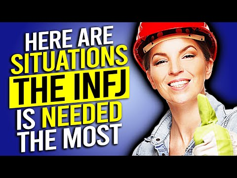 10 Situations The INFJ Is Needed The Most