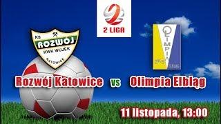 Rozwój Katowice vs Elbalg full match