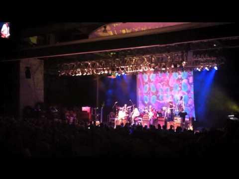 Allman Brothers Band - Chastain Park Amphitheatre, Atlanta, GA - 1 August 2012