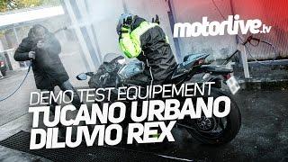 TUCANO URBANO DILUVIO REX | DEMO TEST EQUIPEMENT